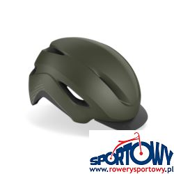 RP KASK CENTRAL OLIVE GREEN MATTE S/M