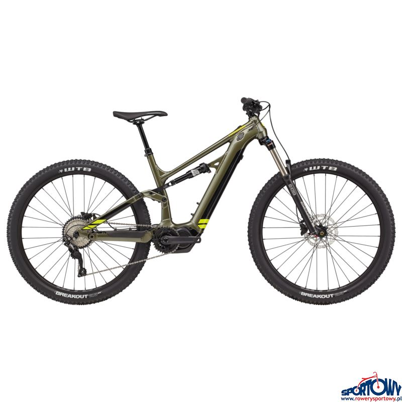 rower Cannondale Monterra Neo5+ L