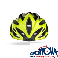 KASK RUDY RUSH YELLOW-BLACK (SHINY) M(54-58)