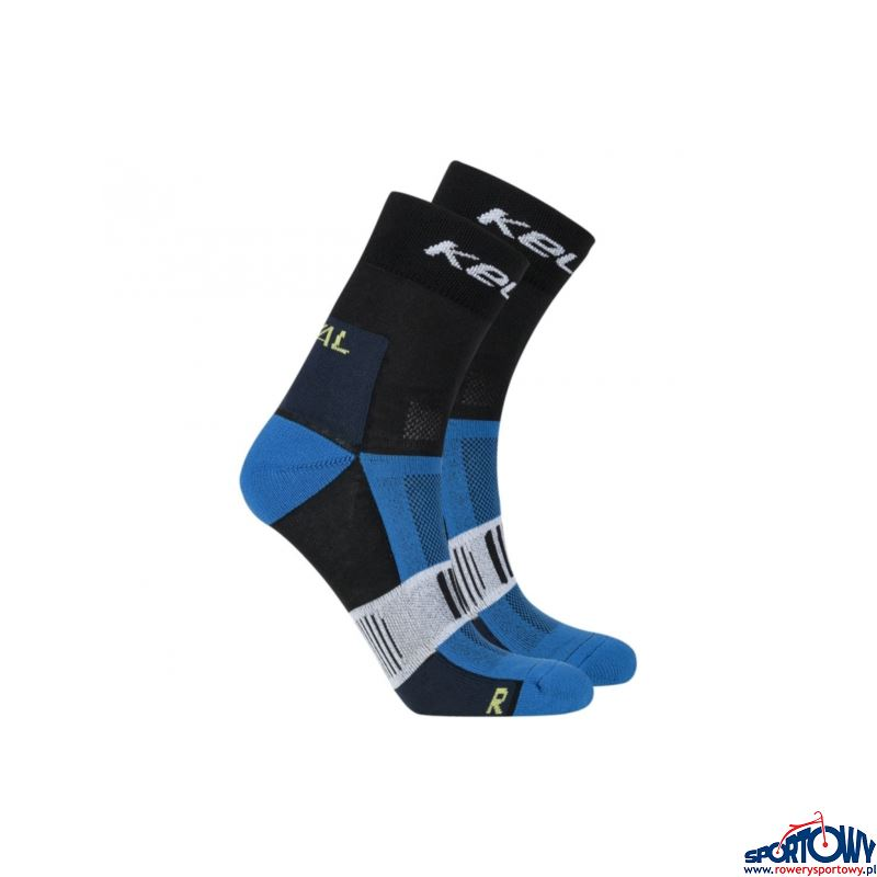 Skarpetki KELLYS Rival blue 43-46