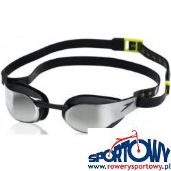 okularki Speedo Fastskin Elite Mirror czarne