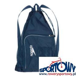 Torba Speedo Deluxe Vent Mesh Bag 33L Navy