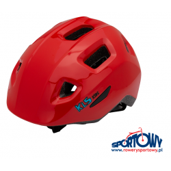 KLS kask Acey red S