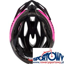 KASK RUDY PROJECT RUSH PINK FLUO-BLACK (SHINY)