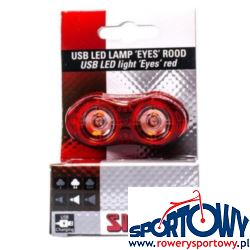 "SIMSON LAMPKA USB TYŁ LED ""EYES"""