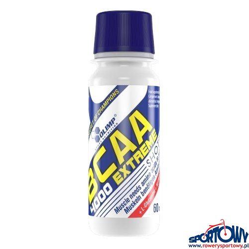 BCAA 4000 EXTREME SHOT 60 ml POMARAŃCZOWY